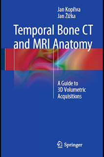 Temporal Bone CT and MRI Anatomy A Guide to 3D Volumetric Acquisitions