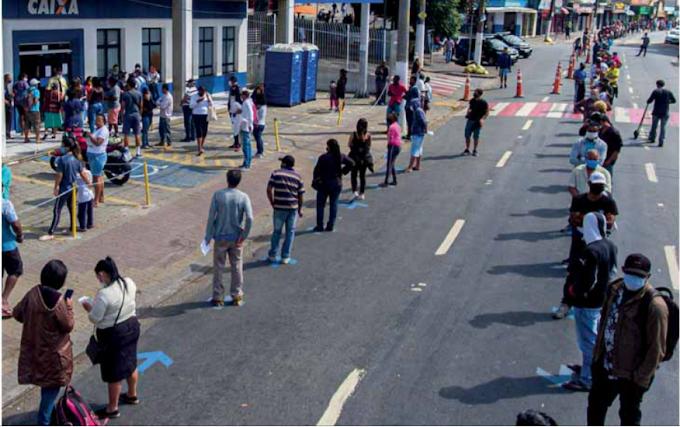 Prefeitura de Itapevi Multou 4 agências Bancarias por desorganização de filas