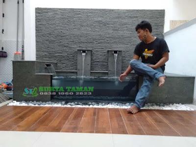 Tukang Kolam Minimalis Baranang Siang - SuryaTaman