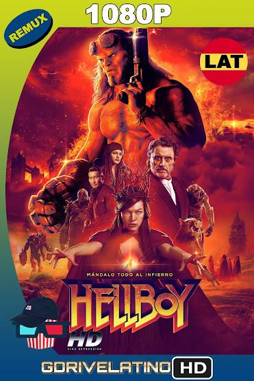 Hellboy (2019) BDRemux 1080p Latino-Ingles MKV