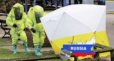 США ввели первый этап санкций против РФ в ответ на химатаку в Солсбери