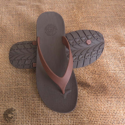 WR Chocolate Sandal Pria Camou