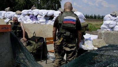 20 офицеров РФ выслали из оккупированного Донбасса за хищения