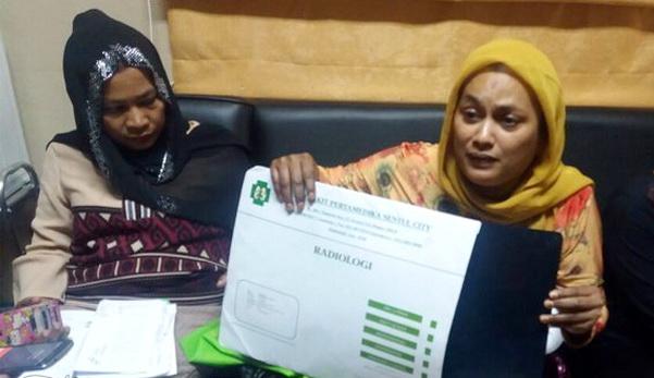 Begini Pengakuan Ibunda Pembunuh Indria Kameswari Tentang Kelakuan Menantunya