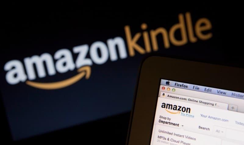 مواقع-لبيع-الكتب-موقع-Amazon-Kindle
