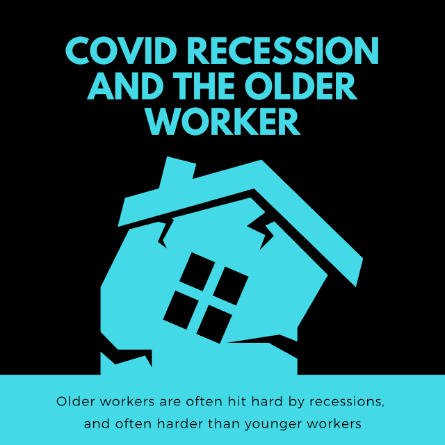 COVID and the Older Worker Recession