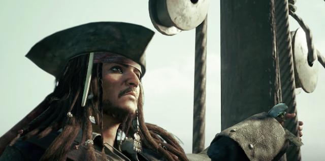 Piratas del Caribe se confirma como mundo de Kingdom Hearts III