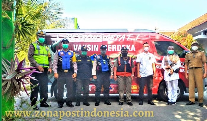 Kelurahan Lidah Kulon Adakan Vaksinasi COVID-19 di Wilayah PPKM Mikro