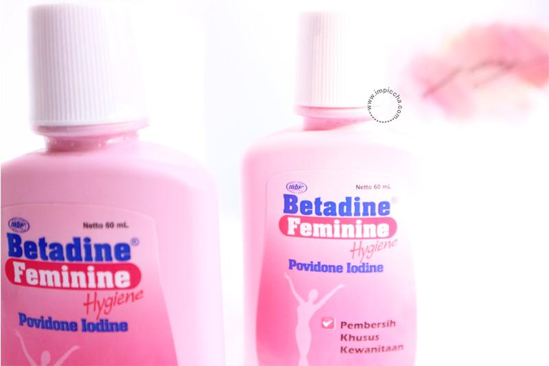 BETADINE Feminine Hygiene