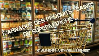 """L'arnaque des produits """"sains"""" de supermarché"""