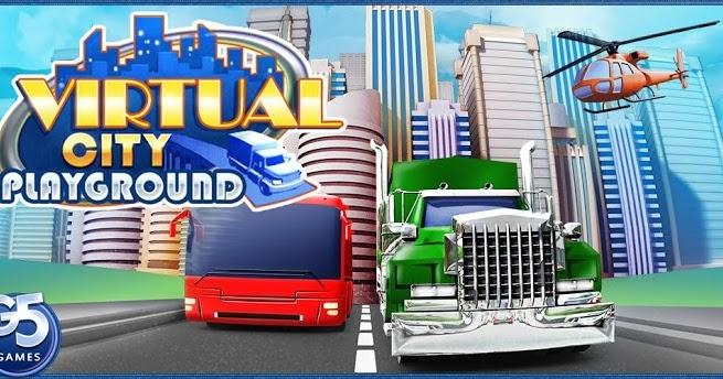 Virtual City Playground Mod Apk + Data v1.9 Unlimited ...