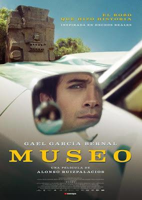 Museo [2018] [DVD R1] [Latino]