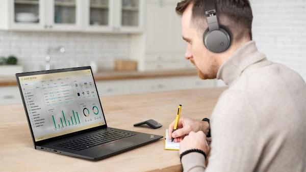 Desencadear poder e produtividade com Lenovo ThinkPad e ThinkVision