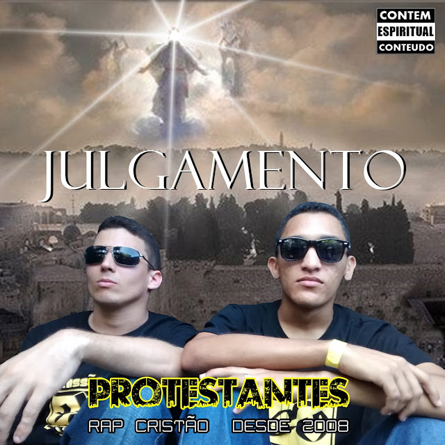 Grupo Protestantes Rap disponibiliza CD ''Julgamento'' para download
