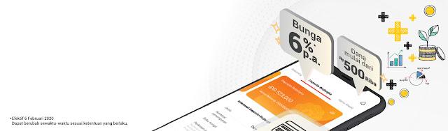 Deposito Rp500Ribu dan Dapat Hadiah HP Terbaru dari Bank Sinarmas