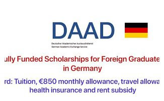 DAAD Helmut Schmidt Fully Funded Masters Scholarships for ...