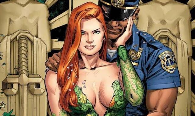 Kekuatan Poison Ivy adalah
