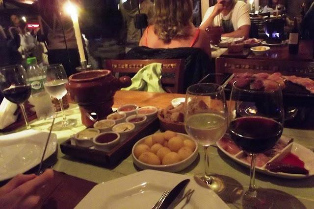 Dicas de restaurantes e bares de Monte Verde para ir a dois