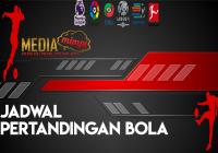 JADWAL PERTANDINGAN BOLA TANGGAL  08 APR – 09 APR 2019