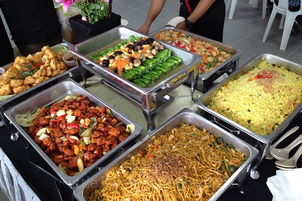 Thai Food Caterer Northern Virginia
