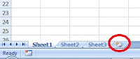 How to Create Excel New Worksheet, Delete, Rename in Hindi