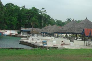 Abraka River resort on Eventplannerng