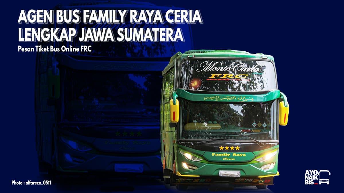 Agen Bus Family Raya