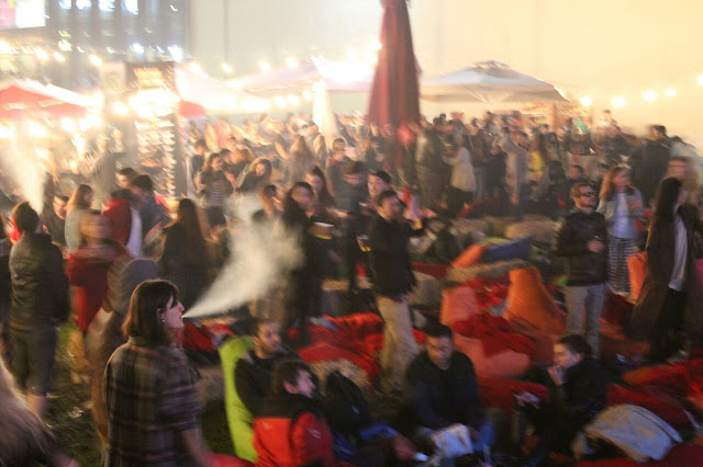 turkiyenin ilk gece piknigi urban picnic