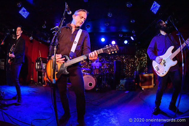 Dave Hause & the Mermaid  at The Horseshoe Tavern on March 7, 2020 Photo by John Ordean at One In Ten Words oneintenwords.com toronto indie alternative live music blog concert photography pictures photos nikon d750 camera yyz photographer