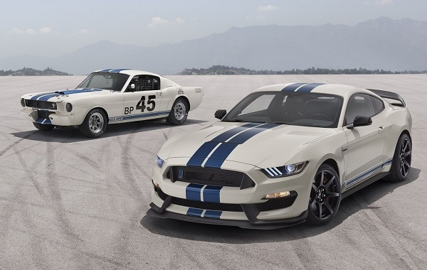 Ford Mustang Shelby GT350 Heritage Edition
