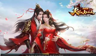 Tải game Kiếm Khách 4D Việt Hóa vừa Open S1 Free VIP10 + Hàng Vạn KNB & Train Rớt KNB Vô số quà