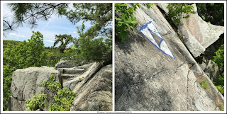 ship's prow, rattlesnake rocks, rock climbing, cragging, boston