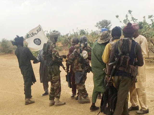 Top Boko Haram Commander Surrenders Himself With His Wife, Child To Army