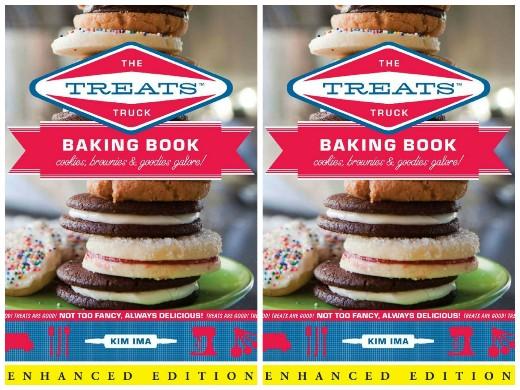 Download ebook The Treats Truck Baking Book : Cookies, Brownies & Goodies Galore!