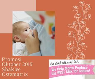Promosi Oktober 2019 Shaklee Ostematrix : Perbezaan dan Kebaikan