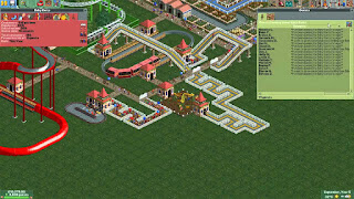 Roller Coaster Tycoon Triple Pack GoG classic (PC)