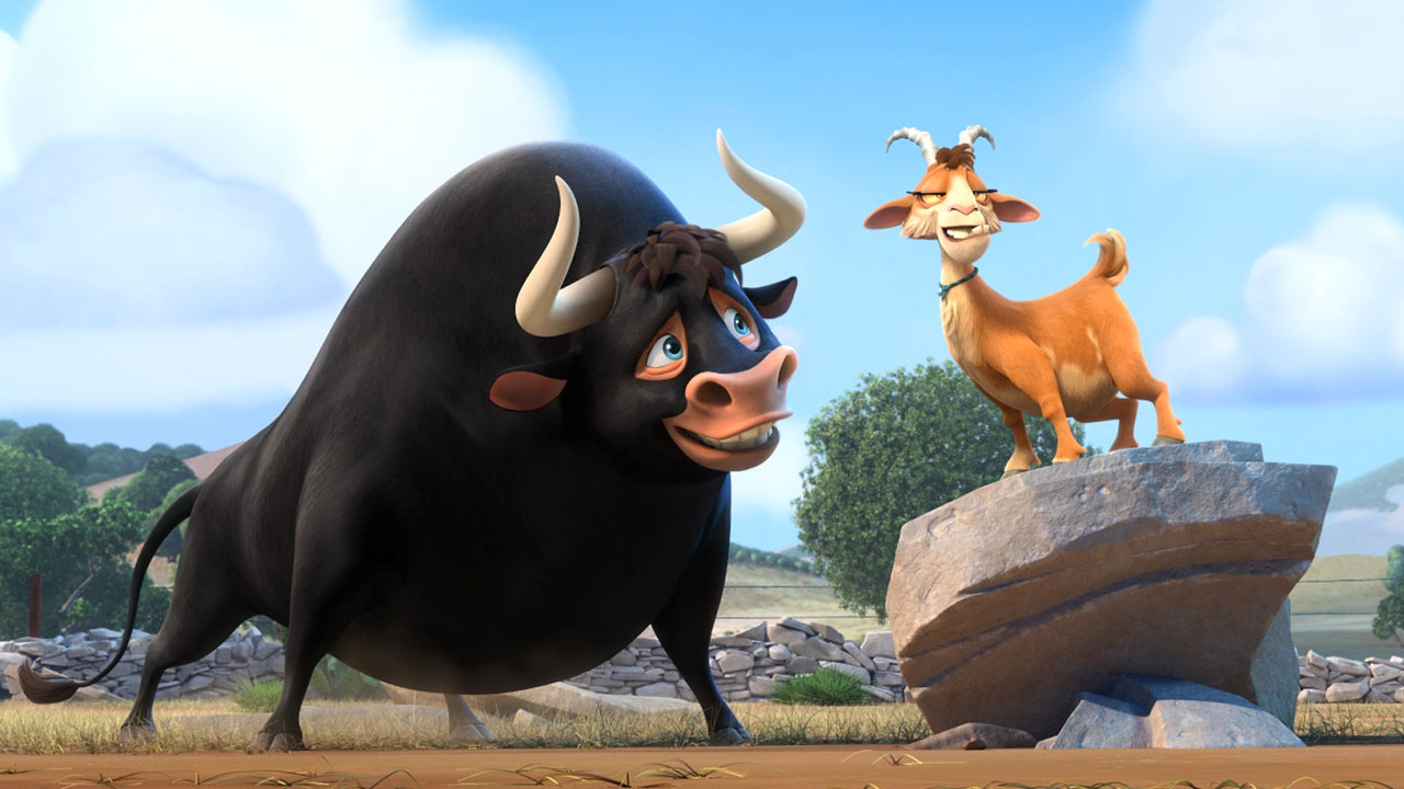 A Film A Day Ferdinand 2017