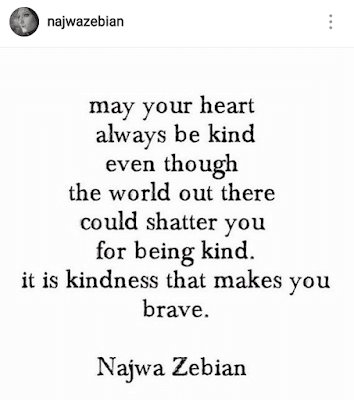 Mind Platter By Najwa Zebian Quotes
