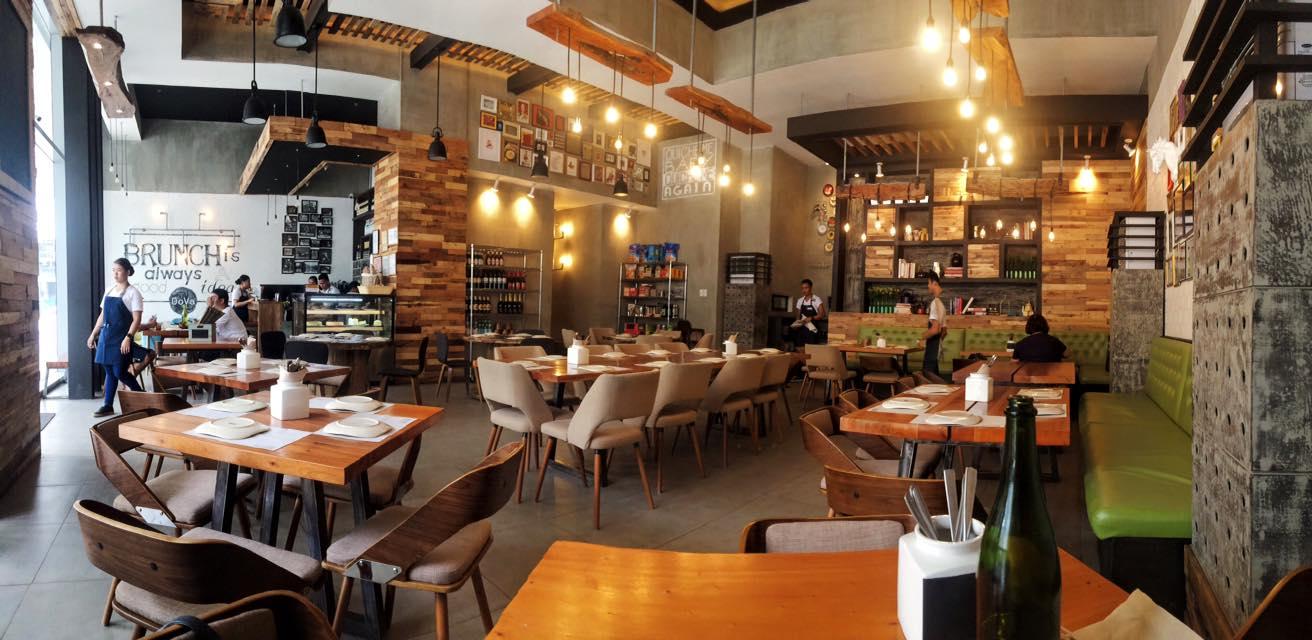 10 Must Eats At Dova Brunch Cafe