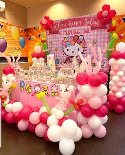 melayani sewa dekorasi balon