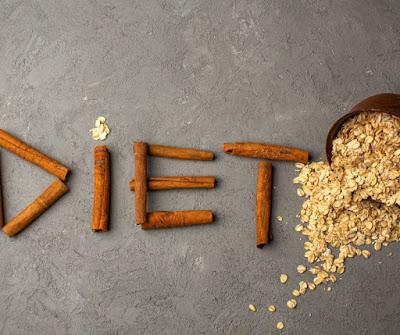 Hindari memikirkan tentang diet