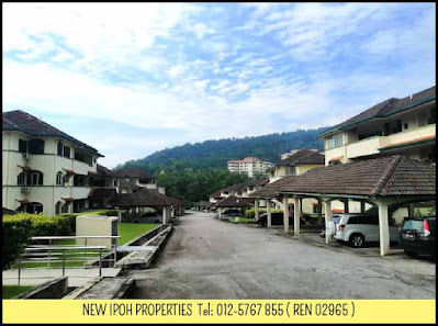 Ipoh Jelapang Meru Valley Fully Furnish Condo For Sale & Rent ( N00463 ) - RM 400K (NEG)