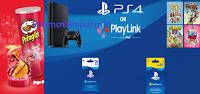 Logo Pringles: vinci subito 914 premi (PlayStation, Play Link Game e abbonamenti PlayStatio Plus)
