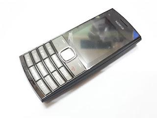 Hape Jadul Nokia X2-05 Seken Mulus Slot MicroSD Langka