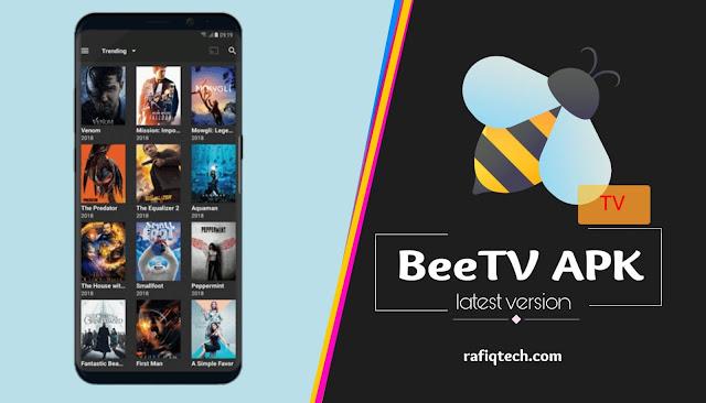 تحميل تطبيق BeeTV لأجهزة الأندرويد أخر إصدار