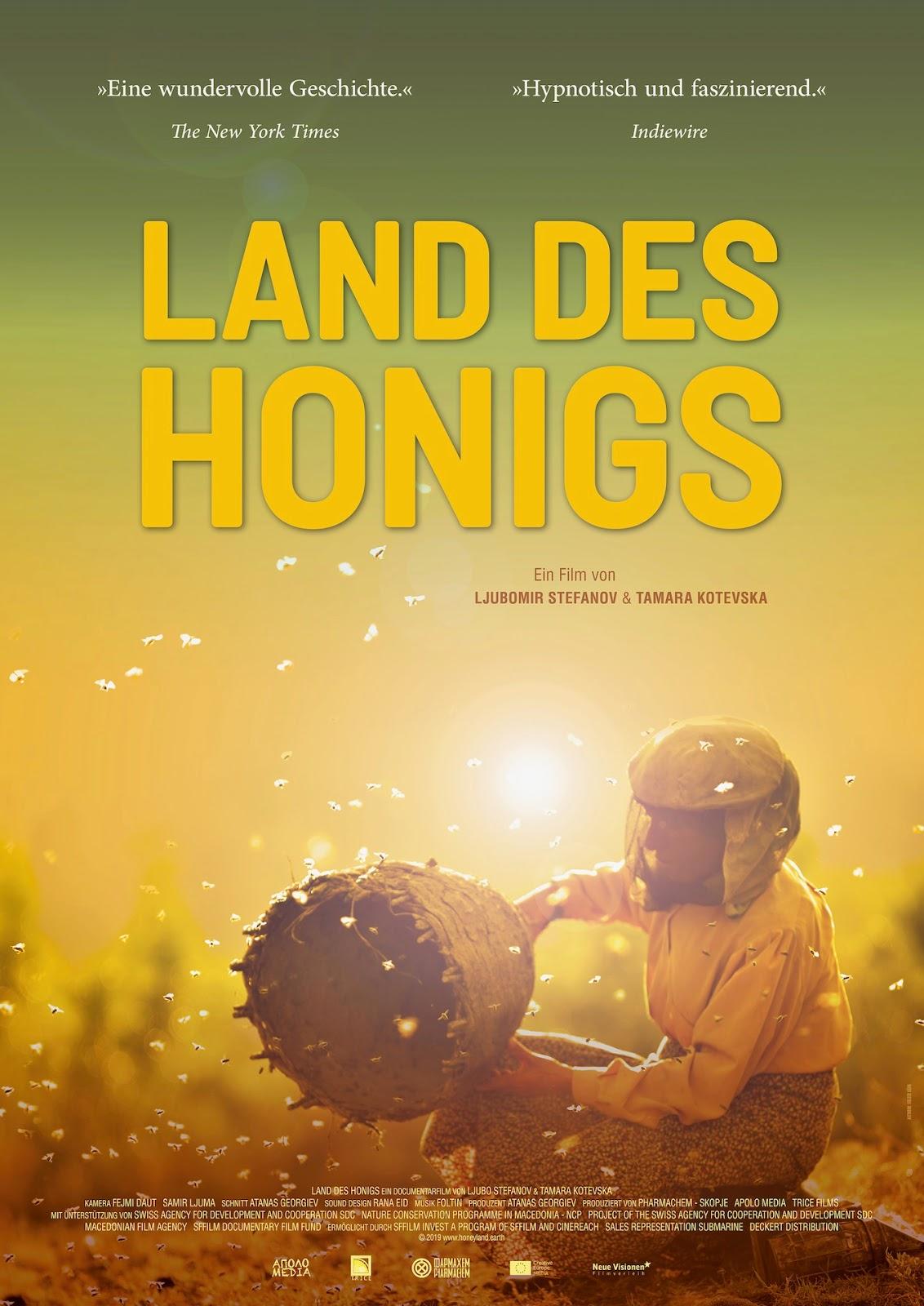 Land Des Honigs Trailer