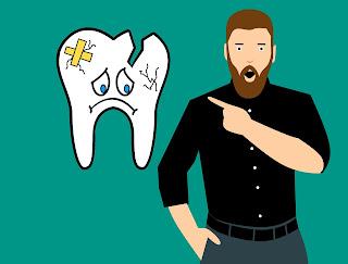 Penyebab gigi berlubang