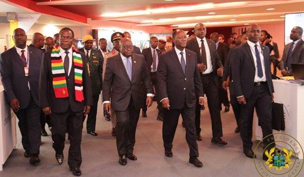 President Akufo-Addo Leaves For Cote D'ivoire To Attend Funeral Of Late Ivorian Prime Minister