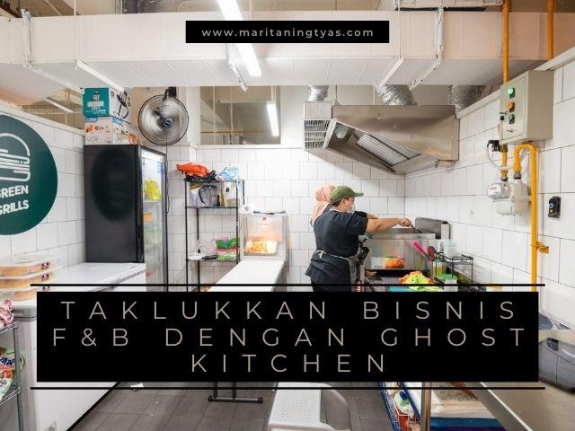 bisnis f&B dengan ghost kitchen