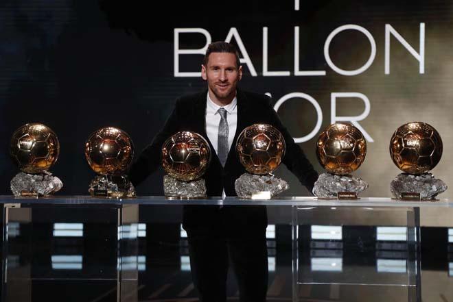 Messi sắp sang Man City gây sốc: Tái hợp Pep sẽ ẵm thêm Quả bóng vàng?
